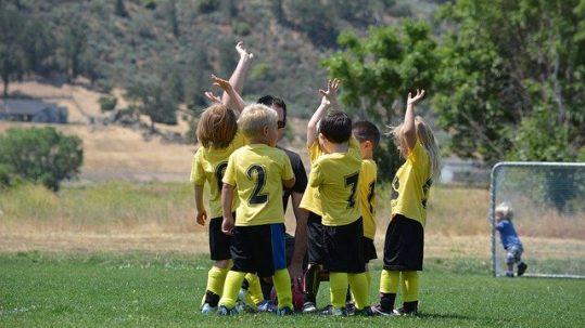 sponsorship opportunity, return of grassroots sport