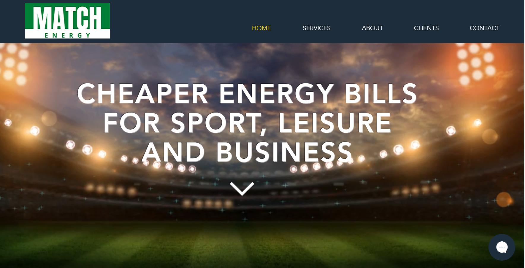 New Partners, Match Energy