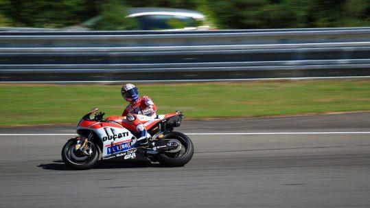 Ducati MotoGP, sponsorship opportunity